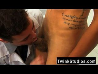 Twink Movie Of Robbie Anthony Is Getting A Check Up That Leads To A