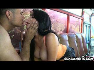 Gorgeous Colombiana Gets Drilled Through Hard  11