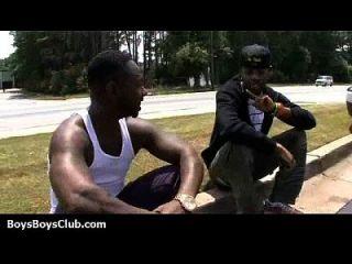 Muscled Black Gay Boys Humiliate White Twinks Hardcore 08