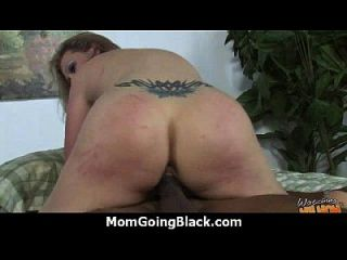 Your Mother Goes For A Big Black Cock 20