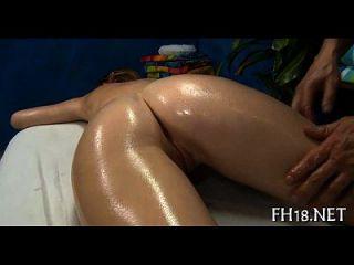 Erotic Sex Massage Movie Scene
