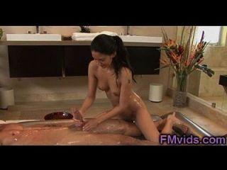 Sexy Brunette Nikki Daniels
