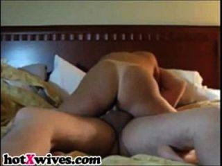 Ex Wife Rides Hard Dick