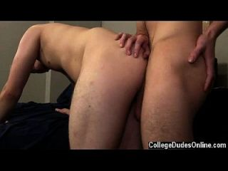 Hot Gay Scene They Both Lie Down On The Bed Next, Swapping Some