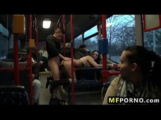 Fucking A Teen On Public Bus Bonnie Shaiww 3
