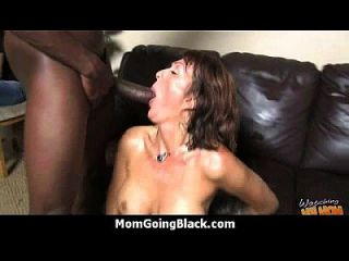 Your Mother Goes For A Big Black Cock 4