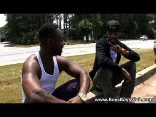 Blacks On Boys - Interracial Hardcore Gay Movies 12