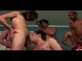Bukkake Boys - Gay Guys Get Covered In Loads Of Hot Semen 21