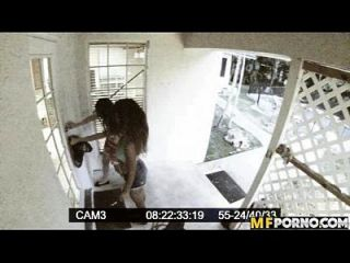 Caught On Camera Teen 3some Jade Nile, Sarai 2 1