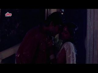 Simran Hot Rain Song From Aaj Ke Neta