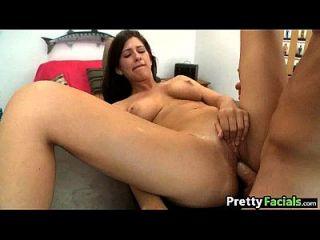 Facial For Big Titty Girl Karina White 1 1.4