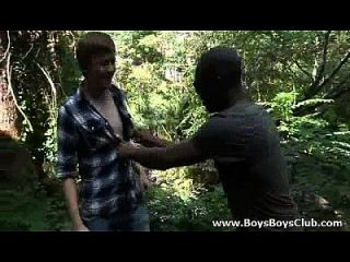 Blacks On Boys - Interracial Hardcore Gay Movies 21