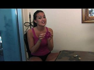 Princess Puts A Loser In Chastity