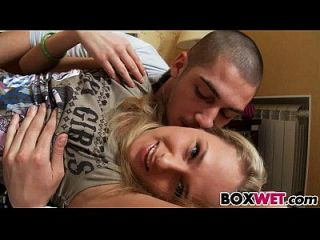 Blonde Teen Rite Gets Fucked