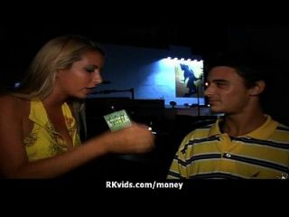 Hooker Gets Payed And Tape For Sex 15