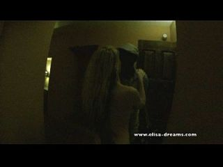 Bitch Sucking My Black Lover In The Corridors Of The Hotel