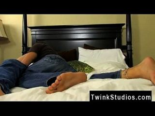 Twink Video Preston Ettinger Is Supposed To Be Working On A Paper,