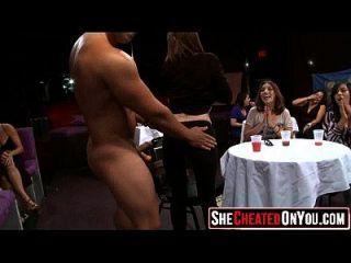 35  Hot Milfs At Sucking Dick At Party 04