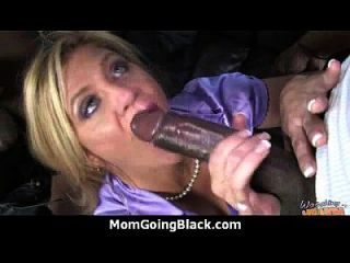 Mature Milf Takes On Big Black Cock 4