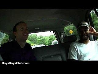 Blacks On Boys - Interracial Hardcore Gay Movies 17