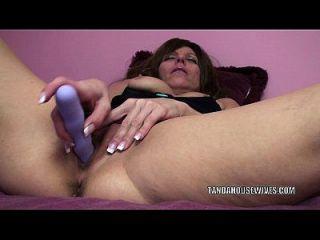 Petite Housewife Brandi Minx Is Fucking Her Hot Pussy