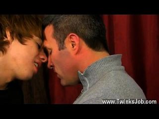 Amazing Gay Scene Neither Kyler Moss Nor Brock Landon Have Plans For