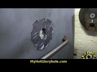 Interracial - White Lady Confesses Her Sins At Gloryhole 11