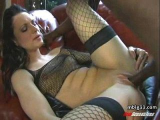 Tight Unsuspecting Girl Takes A Big Dick In Her Fuckholes