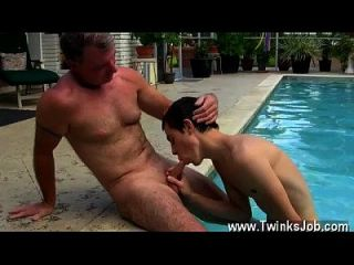 Twink Movie Of Daddy Brett Obliges Of Course, After Sharing Some Oral