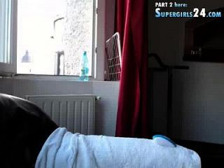Wonderful Olympia In Webcam Chat Tube Do Nice On Horsiery With