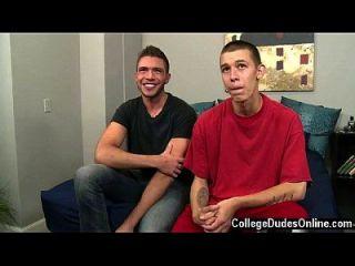 Amazing Twinks Marco Santana Plows Sam Northman