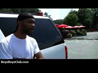 Muscled Black Gay Boys Humiliate White Twinks Hardcore 09