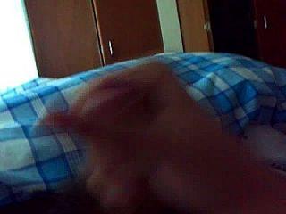 Me Wanking And Jizzing