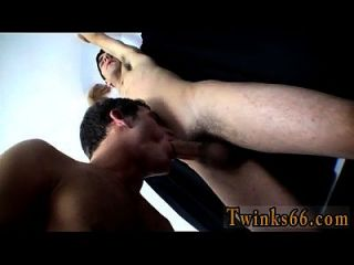 Hot Twink Wesley Gets Drenched With Devin