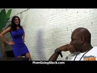 Hot Milf Fucks Hard An Huge Black Cock 17