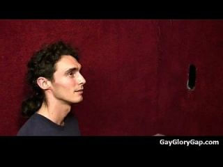 Gay Gloryholes And Gay Handjobs - Nasty Wet Gay Hardcore Sex 19
