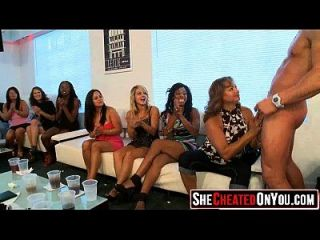 57 Cheating Wives At Underground Fuck Party Orgy!23