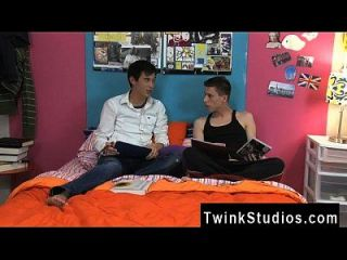 Gay Cock It Happens Organically With Sensual Kisses And Gentle
