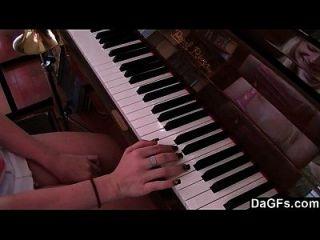 Fuck Playing Piano Lets Bone