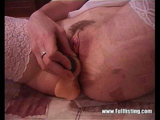 Hot Teen Girl Fisted Dildoed And Anal Fucked