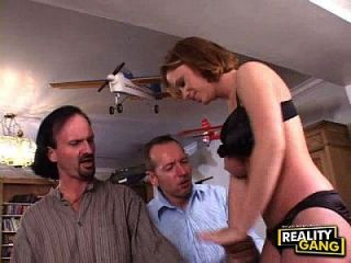 Amee Donovan Needs A Job (full) - Reality Gang - Slutseeker
