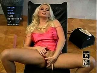 Blonde Virtual Sex