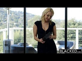 Blacked Pretty Blonde Hotwife Aaliyah Love And Her Black Lover
