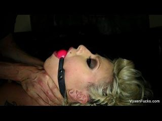 Vyxen Steel Gets Her Ass Fucked