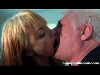 Blonde Teen Lexi Gets Fucked By Old Nick