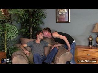 Hot Gay Gets Ass Licked And Fucked