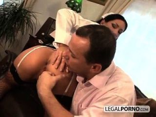 Horny Maid With Awesome Boobs Fucked Hard Nl-16-03