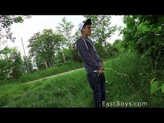 Caravan Boys 2015 - Public Handjob