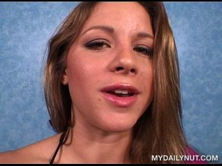 Monica Sweetheart Gets Her Pussy Worn Out By Julian