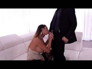 Big Titty Milf Gets Pounded By Her Bodyguard